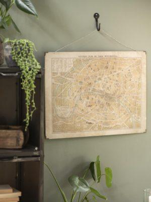 Planche gammelt bykort Paris