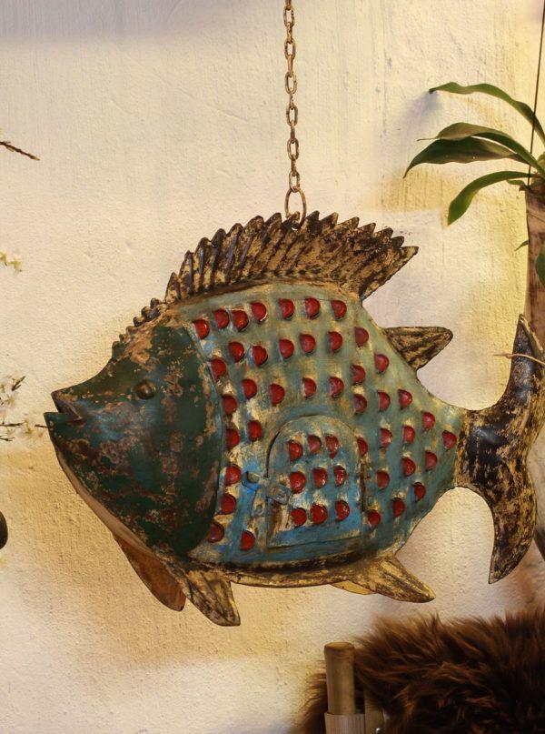 sjov dekorationsfisk