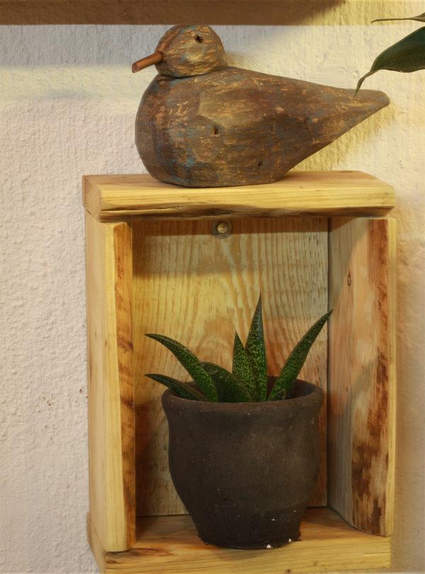 Træfugl - Ib Laursen - fin dekoration