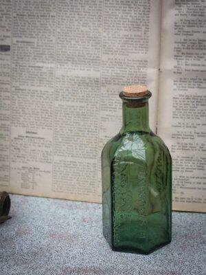 glasflaske arthur
