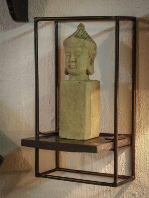 buddha grøn