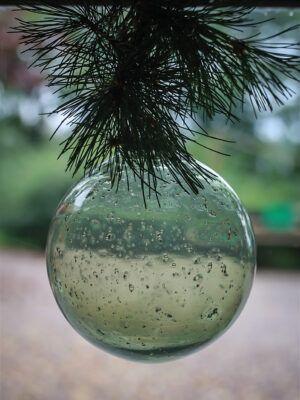 julekugle mosgrøn