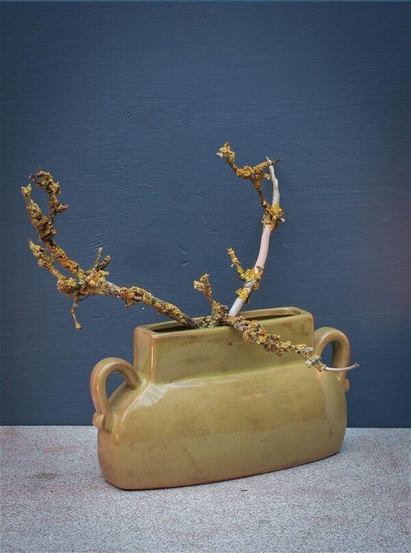 keramik vase vanilla fly