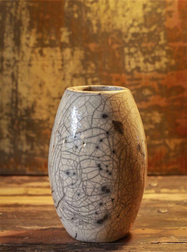 vase raku keramik