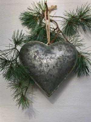 metal hjerte