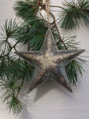 stjerne i metal